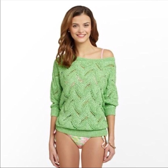 Lilly Pulitzer Tops - Lilly Pulitzer Larissa Sweater